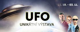 UFO – unikátní výstava