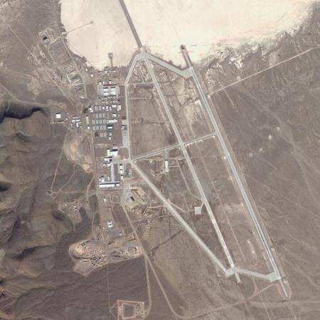 Tajemství vojenské základny Area 51